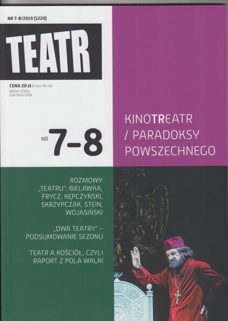 zdjęcie Teatr 2019 /7-8