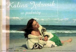 logo Kalina Jędrusik w podróży