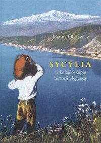 logo Sycylia w kalejdoskopie historii i legendy