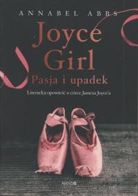 logo Joyce Girl. Pasja i upadek. Literacka opowieśc o córce Jamesa Joyce'a