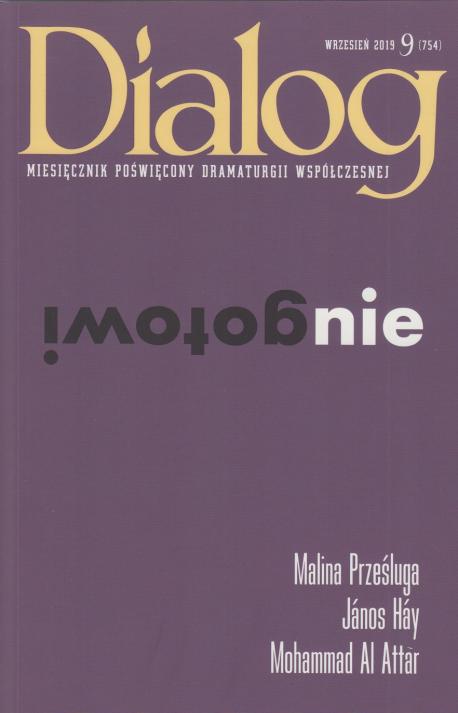zdjęcie Dialog 2009/09