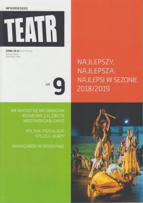 zdjęcie Teatr 2019/09