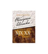 logo Warszawa literacka przełomu XIX i XX wieku