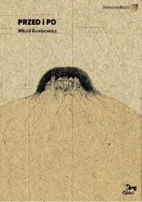 logo Przed i po Witold Gombrowicz. T.1-2