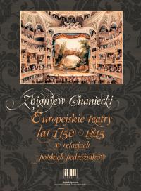 logo Europejskie teatry lat 1750-1815 w relacjach polskich podróżników