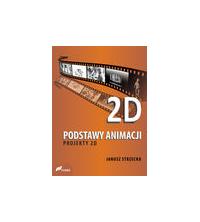 logo Podstawy animacji. Projekty 2D