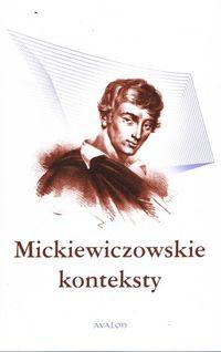 logo Mickiewiczowskie konteksty