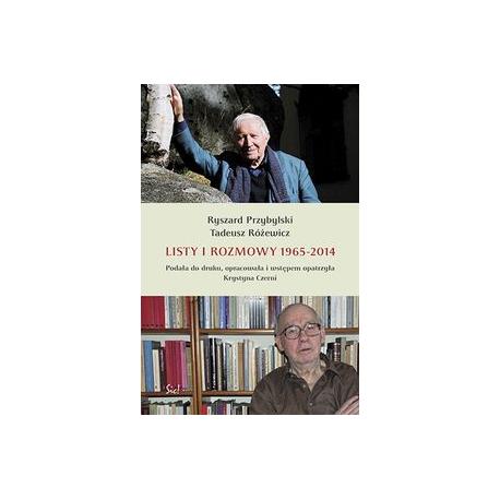 zdjęcie Listy i rozmowy 1965-2014