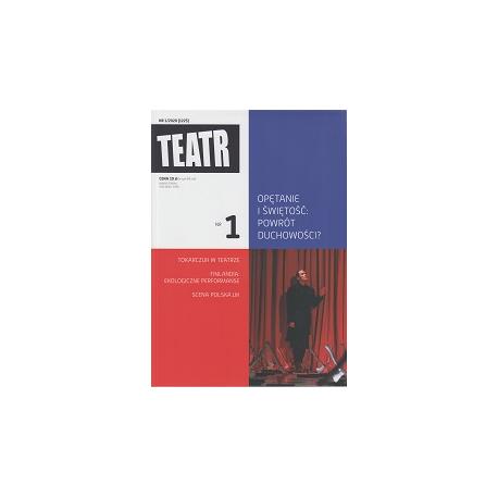 zdjęcie Teatr 2020/01