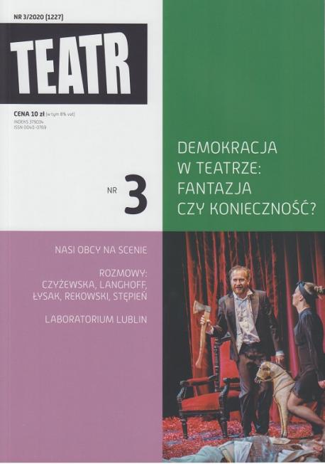 zdjęcie Teatr 2020/03