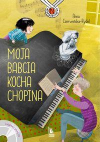 logo Moja babcia kocha Chopina