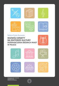 logo Rozwój oparty na sektorze kultury. Doświadczenia średnich miast w Polsce