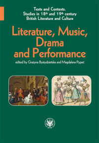logo Literature, Music, Drama and Performance in 18th and 19th British Literature and Culture