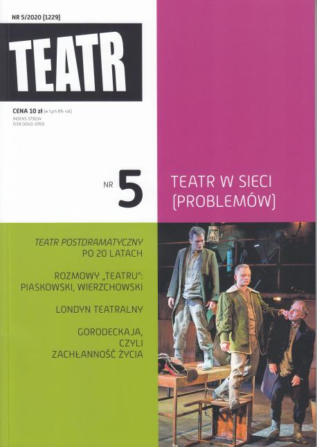 zdjęcie Teatr 2020/05