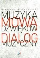 logo Muzyka mową dźwięków. Dialog muzyczny