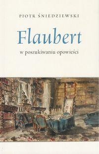 logo Flaubert w poszukiwaniu opowieści