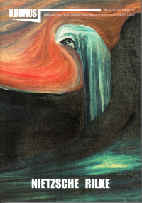 logo Kronos nr 1/2020. Nietzsche-Rilke