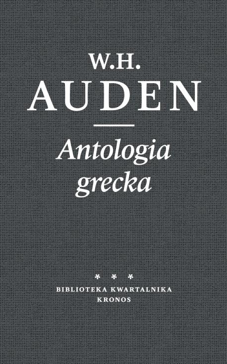 zdjęcie Antologia grecka