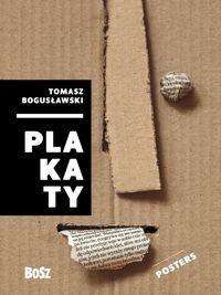 logo Plakaty. Tomasz Bogusławski