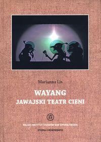 logo Wayang. Jawajski teatr cieni