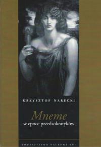 logo Mnene w epoce przedsokratyków