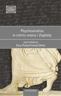 logo Psychoanaliza w cieniu wojny i Zagłady