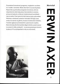 logo Kto to był Erwin Axer?