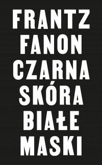 logo Czarna skóra, białe maski