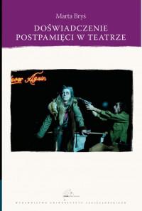 logo Doświadczenie postpamięci w teatrze