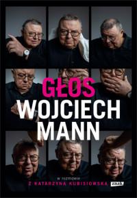 logo Głos. Wojciech Mann