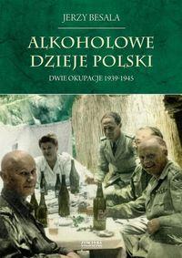 logo Alkoholowe dzieje Polski. Dwie okupacje 1939-1945