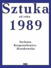 logo Sztuka od roku 1989