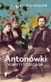 logo Antonówki. Kobiety i Czechow