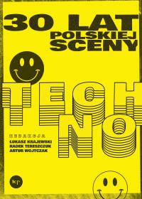 logo 30 lat polskiej sceny techno