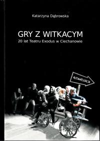 logo Gry z Witkacym. 20 lat Teatru Exodus w Ciechanowie