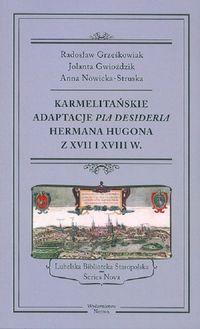 """logo Karmelitańskie adaptacje """"Pia Desideria"""" Hermana Hugona z XVII i XVIII w."""