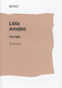 logo Farrago. Dramaty