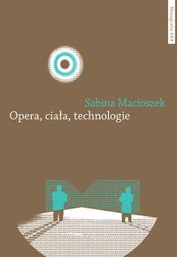logo Opera, ciała, technologie