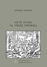 logo Satyr polski na twarz dworską