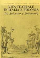 logo Vita Teatrale in Italia e Polonia fra Seicento e Settecento