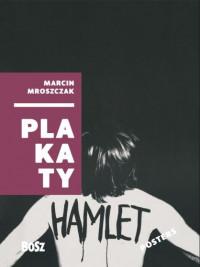 logo Marcin Mroszczak. Plakaty