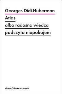 logo Atlas albo radosna wiedza podszyta niepokojem