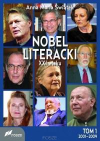 logo Nobel literacki w XXI wieku. Tom 1: 2001-2009