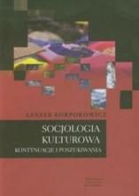 logo Socjologia kulturowa. Kontynuacje i poszukiwania