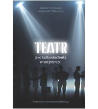 logo Teatr jako kulturotechnika w socjoterapii