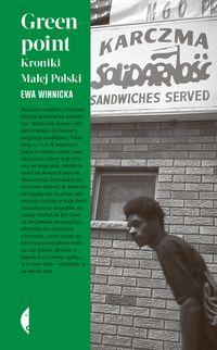 logo Greenpoint. Kroniki Małej Polski