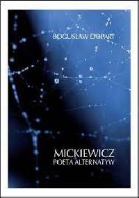 logo Mickiewicz. Poeta alternatyw