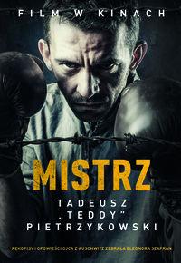 """logo Mistrz. Tadeusz """"Teddy"""" Pietrzykowski"""
