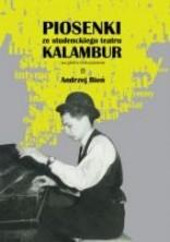 logo Piosenki ze studenckiego teatru Kalambur na głos z fortepianem