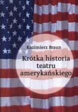 logo Krótka historia teatru amerykańskiego